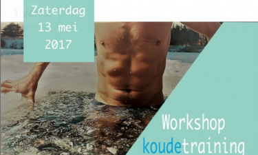 Workshop Koudetraining 13 mei 2017
